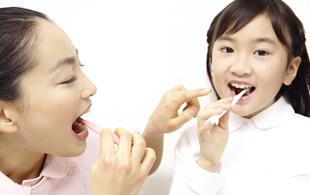 小児歯科の役目
